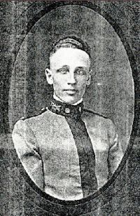 Charles Higgs Rose, Confederate Army