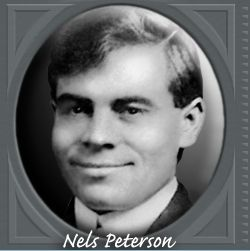 A photo of Nels Peterson