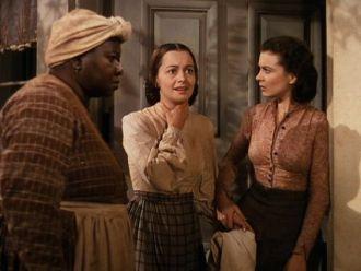Hattie McDanie, Olivia de Havilland, Vivien Leigh