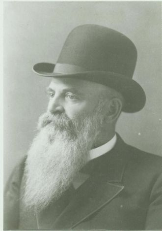 A photo of Levi Lowell Blake