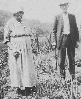Great-Great Grandparents
