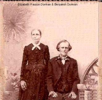 Benjamin & Elizabeth Passions Dorman