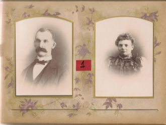 Thomas Tiernan & Elizabeth Beckel