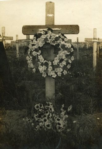 Percy  Weeks gravesite