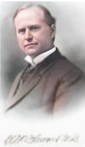 Dr William (McFarland) Brown