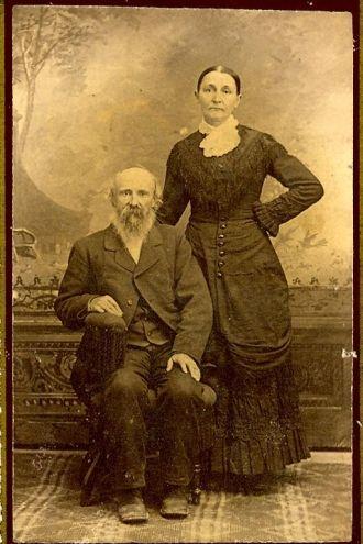 H. Bruce and Sally Ann (Glaze) Moody