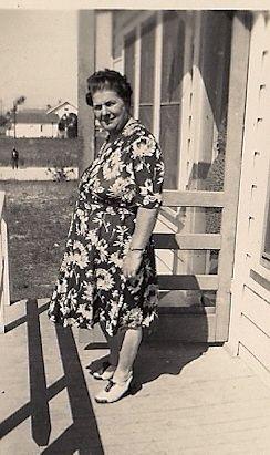 Alice Myrtle Bowie McCluskey