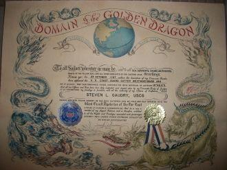 Steven Gaudry's Domain of the Golden Dragon
