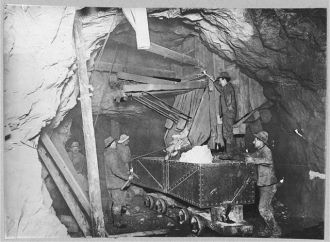 Treadwell Gold Mine