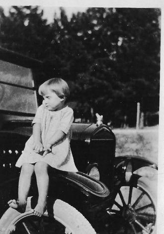 Bertha Luella Strickland