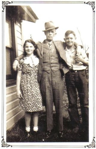 Dorothy, Marvin, and Robert Bryan, Sr.