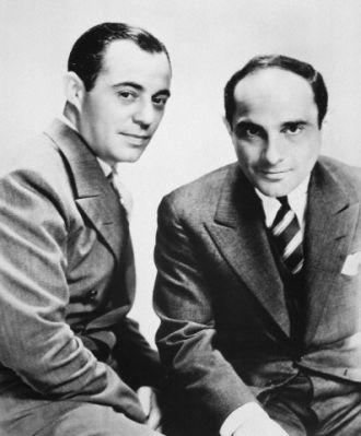 Richard Rodgers and Lorenz Hart