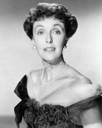 A photo of Joyce Grenfell
