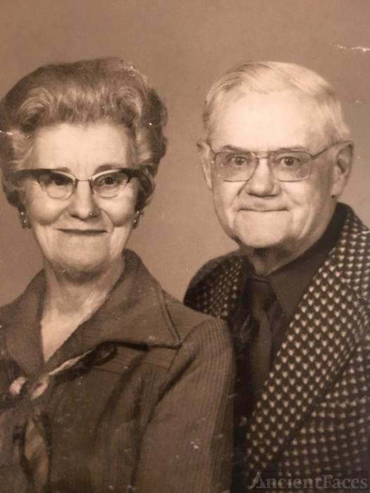 Willis and Gladys Valera Morrow