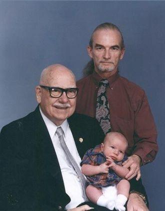 A photo of Jesse Howard Burns