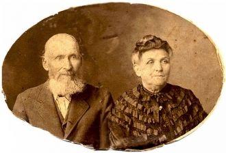 Joseph and Catherine (Stevens) McCarty