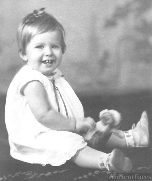 Joyce Benning, Seattle, WA 1931
