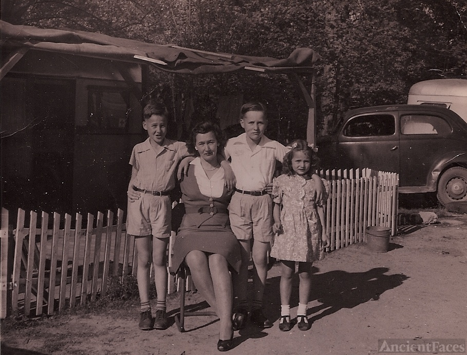 Mystery North Carolina Family