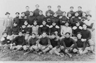 Native American Football Team