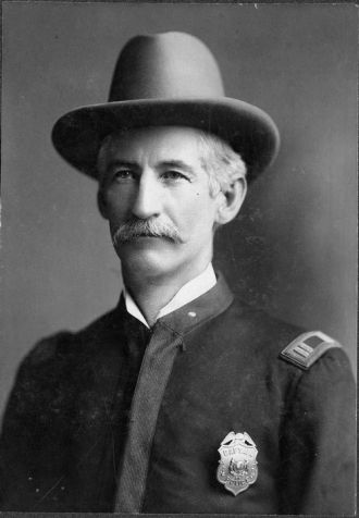 Captain George McNamee