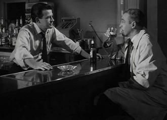 Murray hamilton and James Stewart.