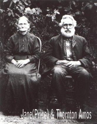 Jane & Thorton Amos