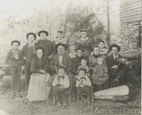 McMichen Family