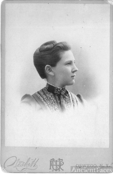 Nellie A. Hines