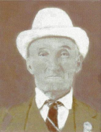 A photo of Joseph Flint Taylor