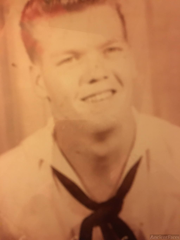 Robert J Applegarth my dad