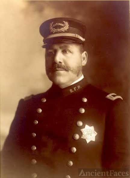 Lieutenant James Herod Anderson, SFPD