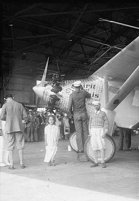 Lindbergh Spirit of St. Louis