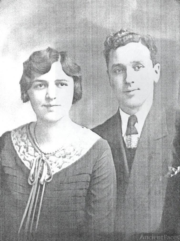 Weber Marriage: John & Frieda