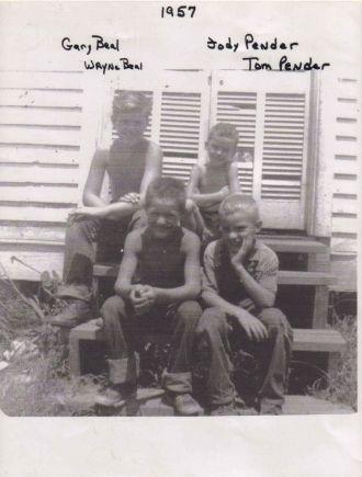 The Pender Boys