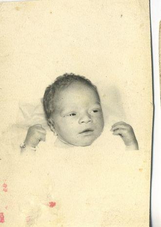 Norman at birth