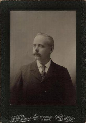 John. F. Gilmore