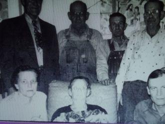 Clara Hodgson family