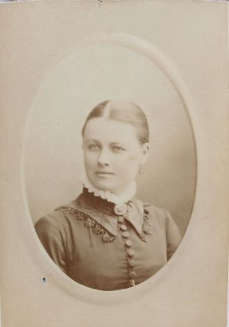 Rebecca Catherine Salmon Agar