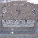Fred L. Rodgers' Gravesite