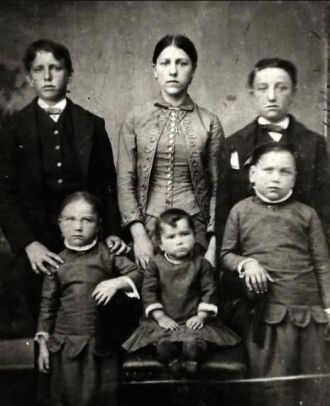 Frederick Bodishbaugh's children