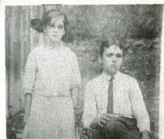 Slyvia & Erton McClain in AR