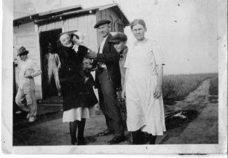 T.L Blythe Mary Ellen Durham,Acme TX