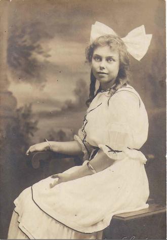 Blanche Harris Spence Sharp
