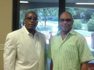 Jerome Lacy & David Wilson