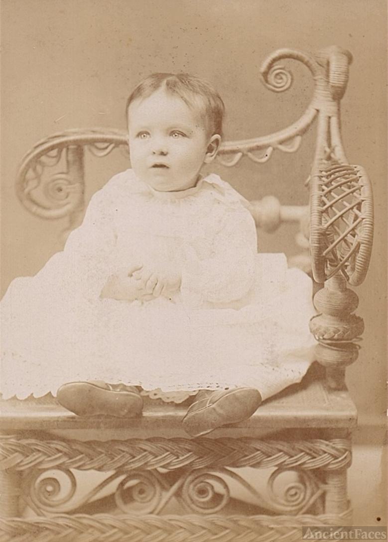 Fanny Meta (Janssen) Roos, 1897
