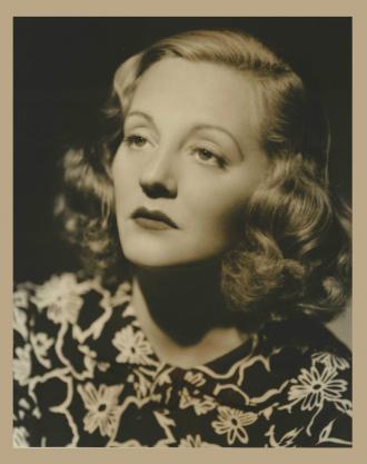 A photo of Tallulah Brockman Bankhead
