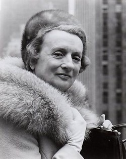 A photo of Mildred Natwick