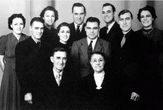A.W. Bradley Family