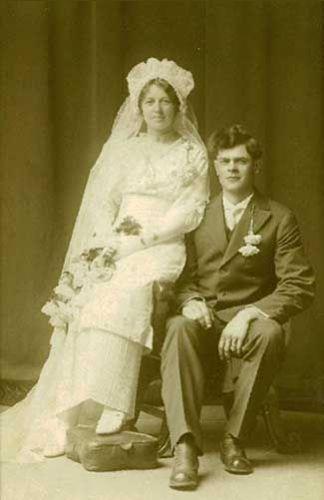 Bruno and Ella's Wedding Photo