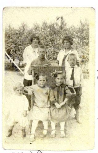 Children of Charles Smith and Sarah Keene